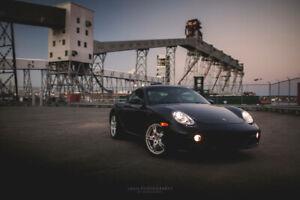 2006 Porsche Cayman S - Low Kms / Manual / Sport Chrono / More