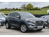 2018 Hyundai Tucson 1.6 GDi Blue Drive SE Nav (s/s) 5dr SUV Petrol Manual
