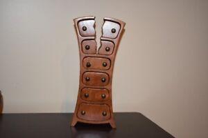 Maple Jewelery Box (Cracked)