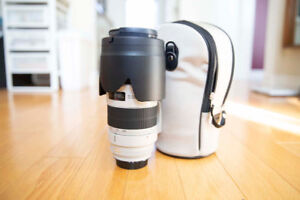 Canon 70-200mm f/2.8 IS II USM professional lens for sale.