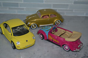 3 AUTOS MINIATURES (DIE CAST)