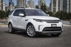 2017 Land Rover Discovery HSE Luxury *Certified Pre-Owned Warran