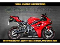 2013 T TRIUMPH DAYTONA 675 675CC 0% DEPOSIT FINANCE AVAILABLE