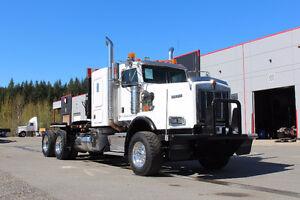 2009 Kenworth C500 Winch Truck #4671W