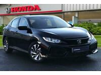 2017 Honda Civic 1.0 VTEC TURBO SE 5-Door Hatchback Petrol Manual