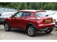 2018 Nissan Juke 1.6 Tekna XTRON 5dr SUV Petrol Automatic