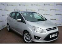 2013 Ford C MAX 1.0 EcoBoost 125 Titanium 5dr Full Ford Service History 5 doo...