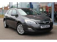 2011 VAUXHALL ASTRA 1.6i 16V Excite 17andquot; ALLOYS, AIR CON and CRUISE