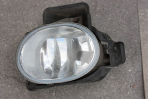 2008 Acura TL Drivers Side (LH) Fog Lamp Assembly, Used