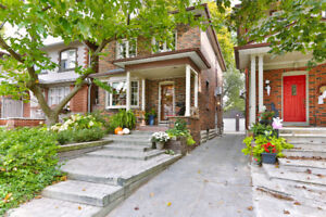 House For Rent - Toronto - Lawrence Park South