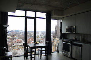 1 BR apartment, New Condo! Bathurst St/King St