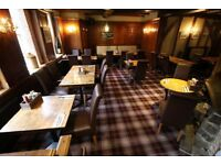 Assistant Manager for a busy pub and hotel