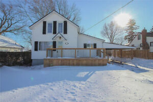 WELLAND FULLY RENOVATED TOP TO BOTTOM, 3 BEDS 3 BATHS!