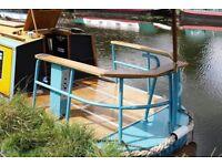 Narrow boat 45 ft upto 57ft
