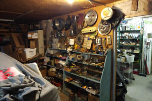 Vintage Antiques Collectibles Classic Car Parts -Stock Clear-out