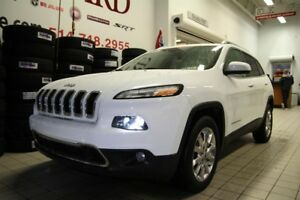 Jeep Cherokee LIMITED 4X4 V6 CUIR 2015