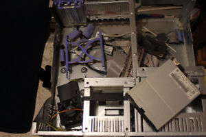 old computer parts. best offer takes the lot home