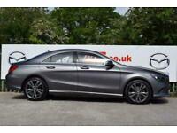2018 Mercedes-Benz CLA Class CLA 220d Sport 4dr Tip Auto Saloon Saloon Diesel Au