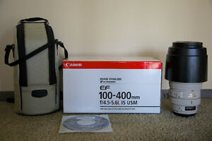 Canon Telephoto lens for sale