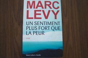LIVRE DE MARC LÉVY