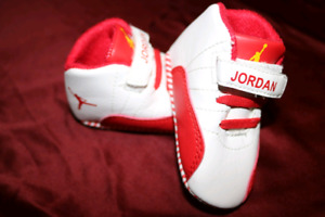 Jordan 12's  and 13's : infant shoes size 1C and 2C