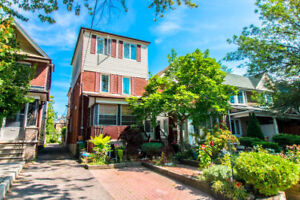 Sweet Detached Home In Dovercourt Park