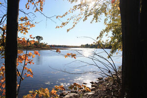 Waterfront LOT North Glengarry  For Sale