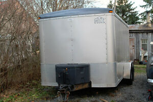 14ft MTI Cargo Trailer