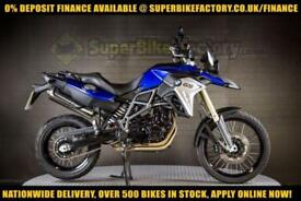 2016 10 BMW F800GS 800CC 0% DEPOSIT FINANCE AVAILABLE