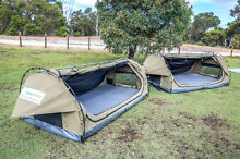 CampTrax Deluxe Double Swag - 2 styles available Greenwood Joondalup Area Preview