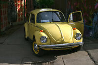 REDUCED: Original German 1973 Super Beetle for sale