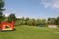 Birthday Party Place, Bouncy Castle,Trampoline, Playground...