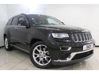 2015 15 JEEP GRAND CHEROKEE 3.0 V6 CRD SUMMIT 5DR AUTOMATIC 247 BHP DIESEL