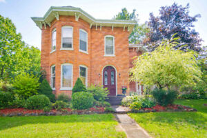 Stunning Century Home on a 1/2 acre lot in Waterford