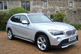BMW X1 2.0TD auto xDrive23d SE, 59K MILES, FULL S/HISTORY, NEW MOT, 5K OF EXTRAS