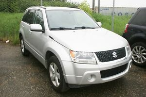 2012 Suzuki Grand Vitara AWD, AUTO, ALLOYS