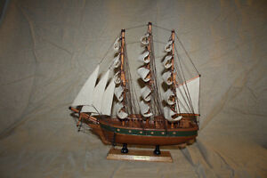 "Model Ship ""Lexington"""