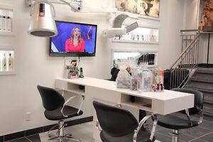 Condo Commercial à vendre - Salon d'Esthétique inclus!