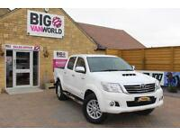 2014 TOYOTA HI-LUX INVINCIBLE 4X4 D-4D DOUBLE CAB PICK UP DIESEL
