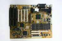 Shuttle Computer Group HOT-635 V1.2 motherboard SCSI ISA Slot 1