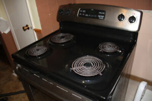 """30"""" GE Self-Cleaning Stove - Good Condition"""