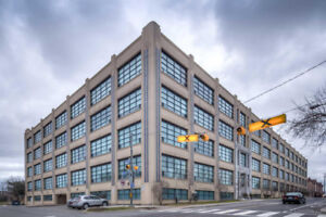 1000+ Sq Ft Hard Loft - Forest Hill Lofts (Utilities Included)