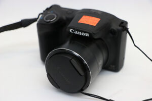 **INCREDIBLE** Canon PowerShot SX410 IS 20mp Camera (#16354)