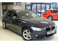 2014 64 BMW 3 SERIES 2.0 316D SE TOURING 5D AUTO 114 BHP DIESEL