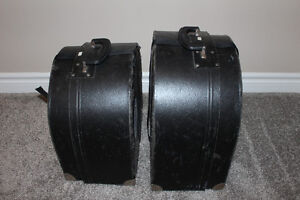"Two Nomad Tom Cases - 12 & 13"" - $30 OBO"