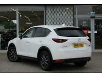 2018 Mazda CX-5 2.2d Sport Nav 5dr Auto Estate Estate Diesel Automatic