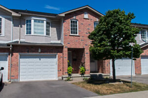 Stoney Creek Townhome Near The Lake!
