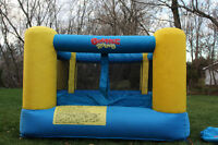 Jeux gonflable / Inflatable game