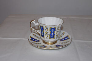 E  Lizabethan Fine Bone China Cup and Saucer