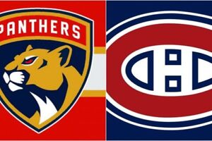 Billets Montreal Canadiens vs Florida Panthers Tickets